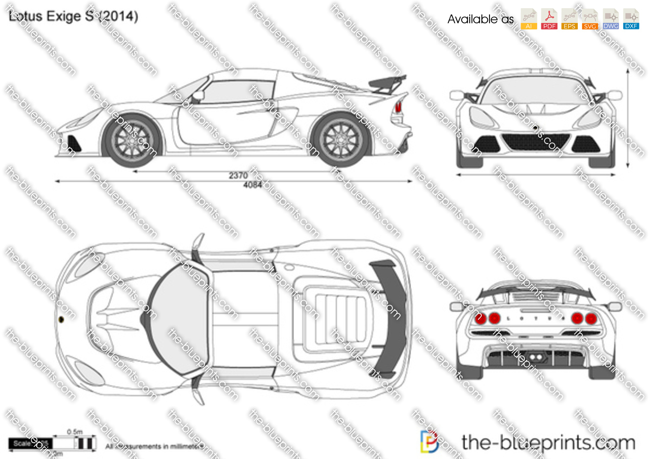 Lotus Exige S 2017