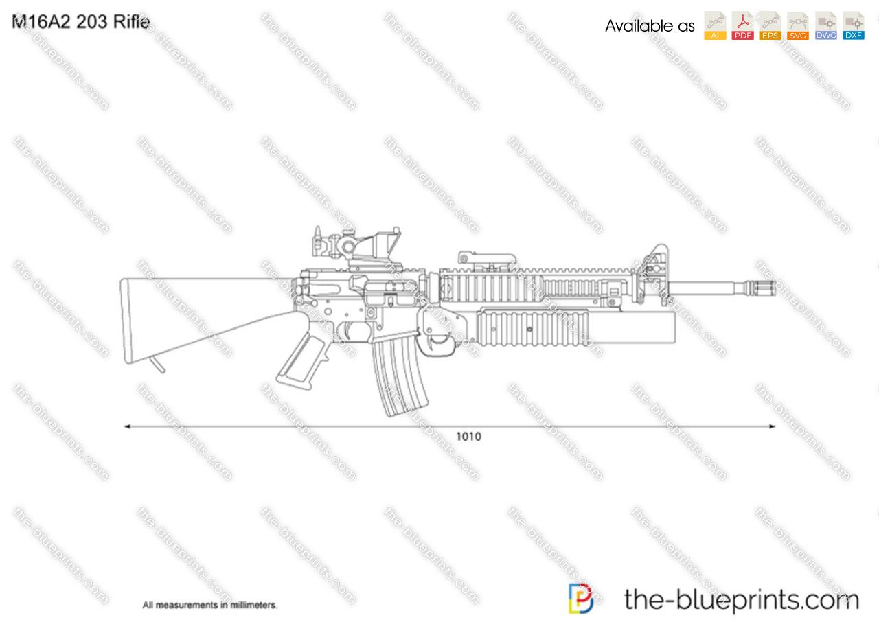 M16A2 203
