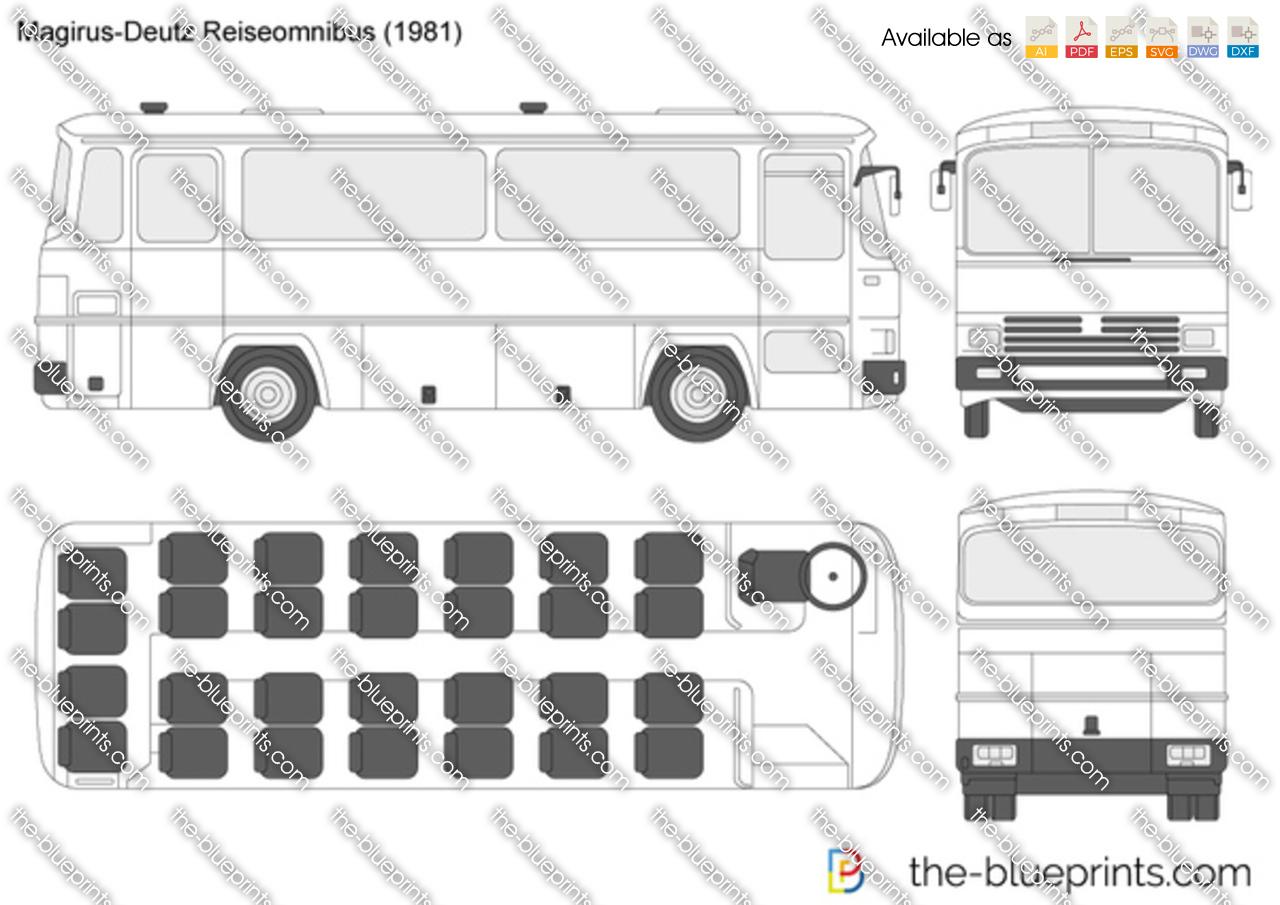 Magirus-Deutz Reiseomnibus