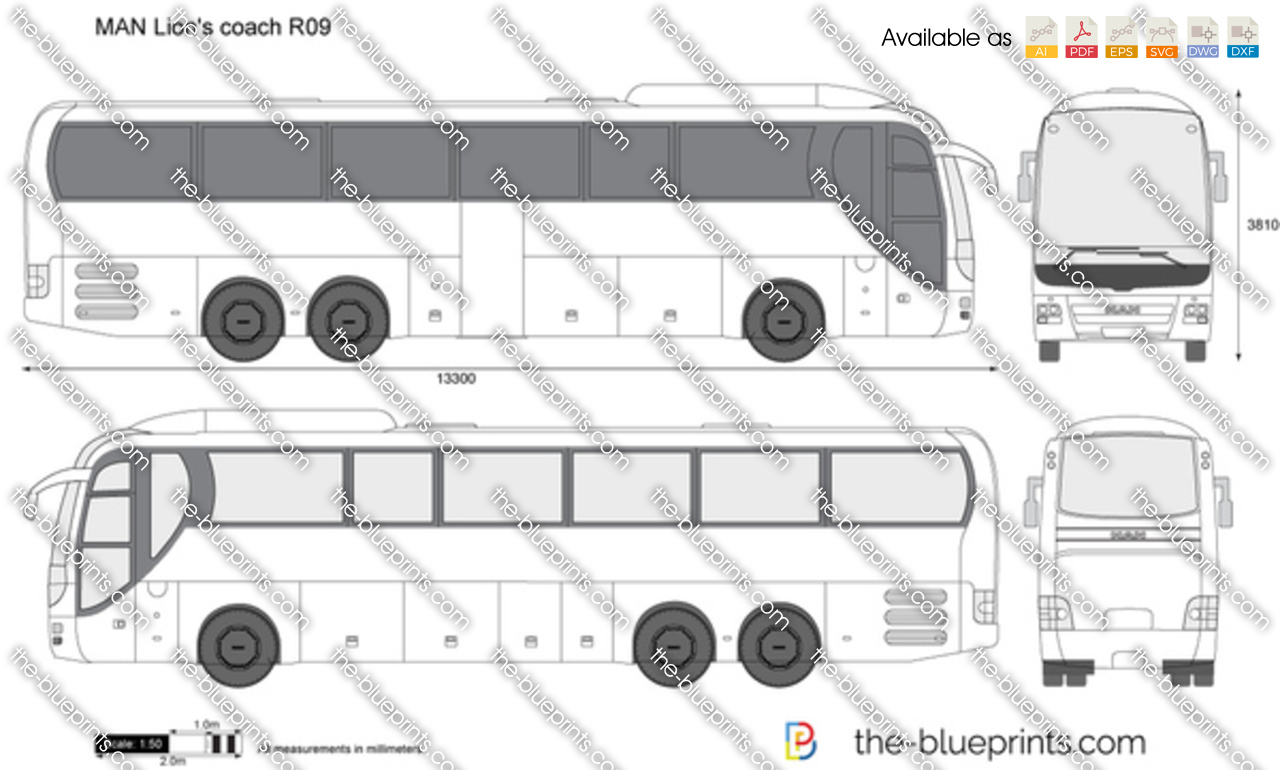 MAN Lion's coach R09