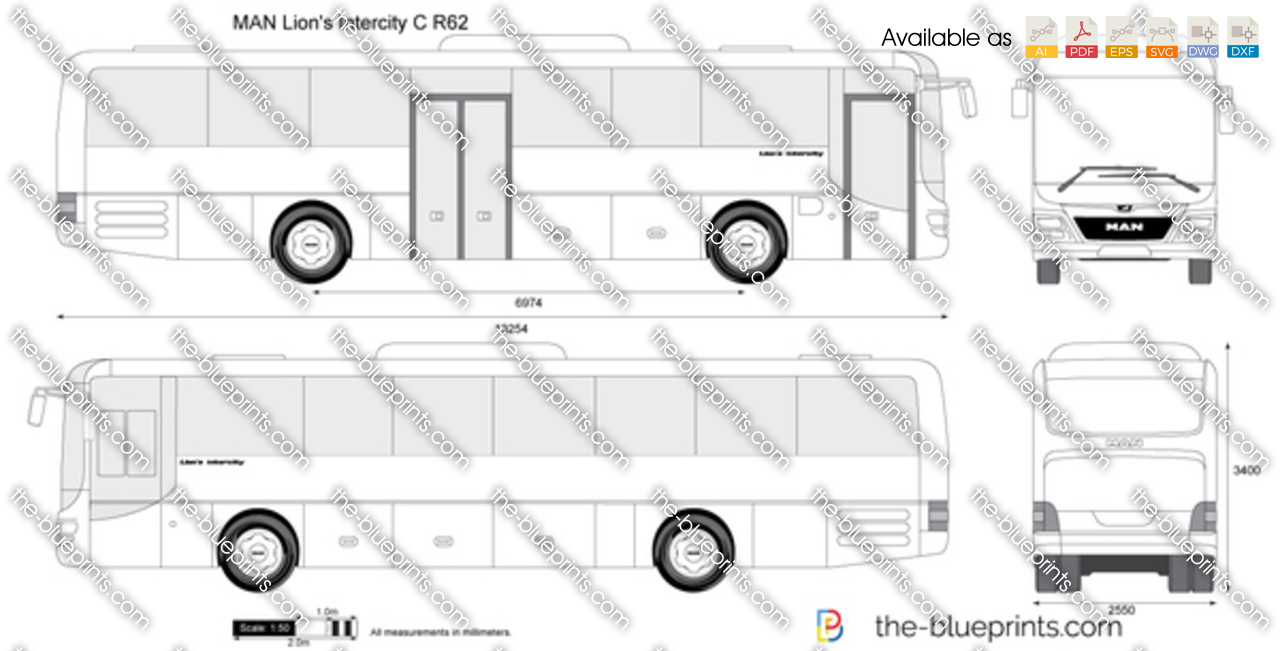 MAN Lion's Intercity C R62