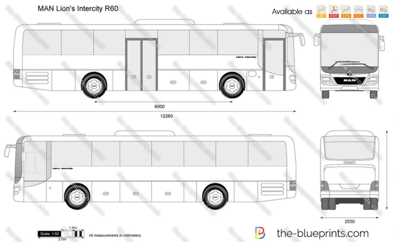MAN Lion's Intercity R60