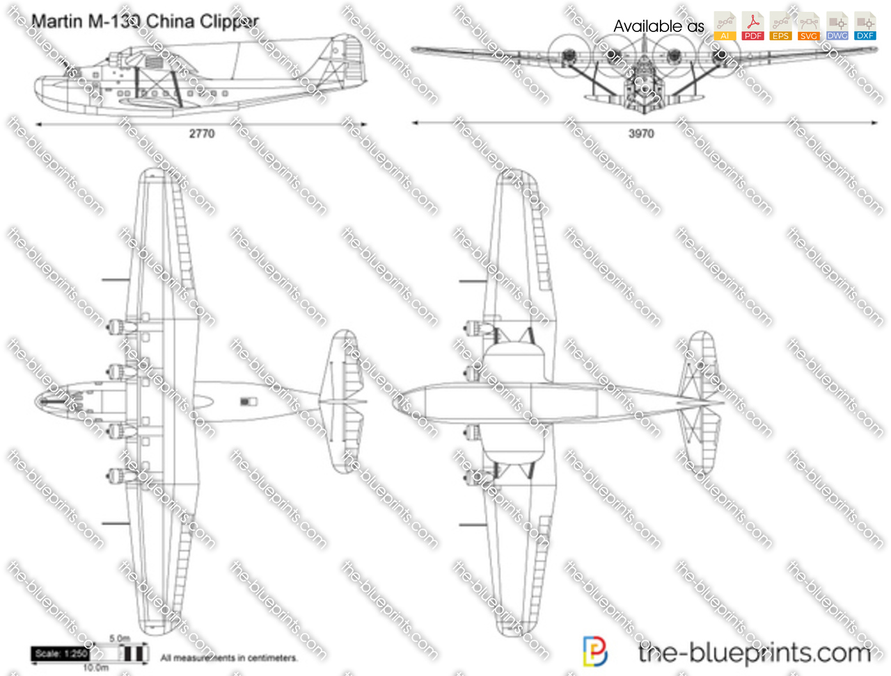 Martin M-130 China Clipper
