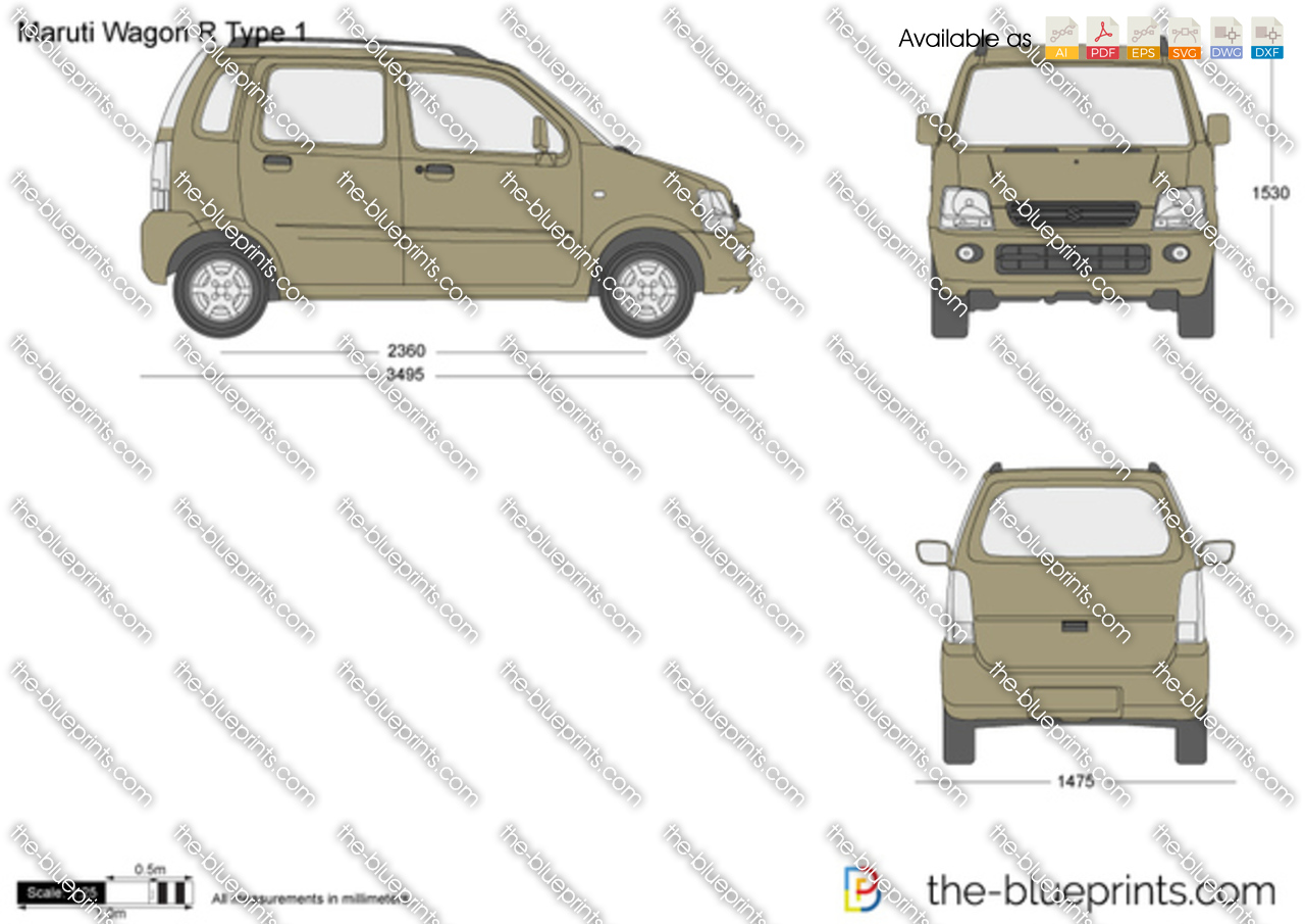 Maruti Wagon R Type 1