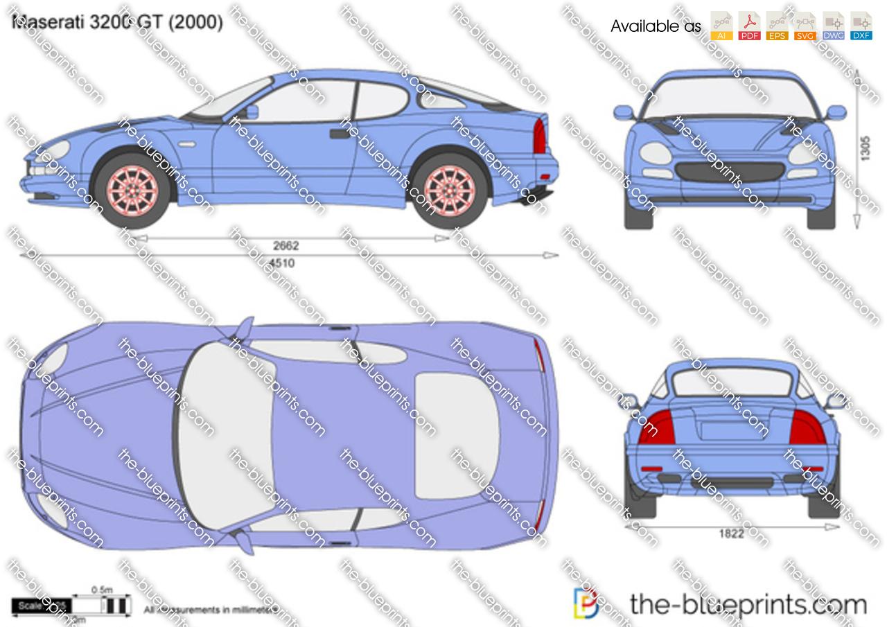 Maserati 3200 GT 2001