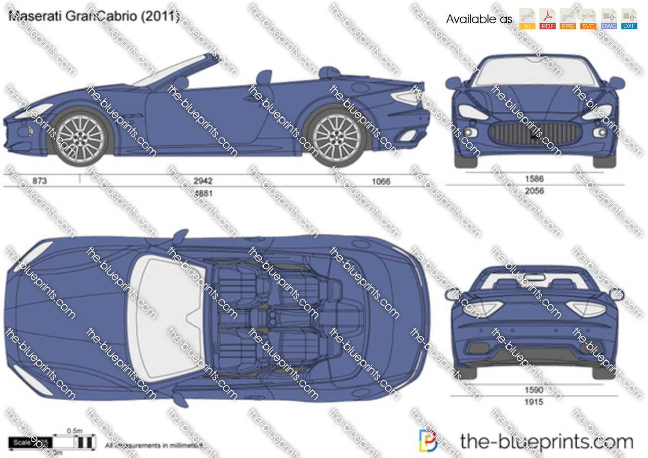 Maserati GranCabrio 2017
