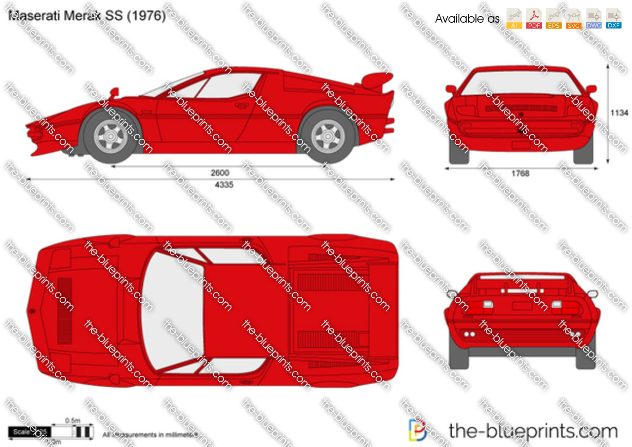 Maserati Merak SS 1981