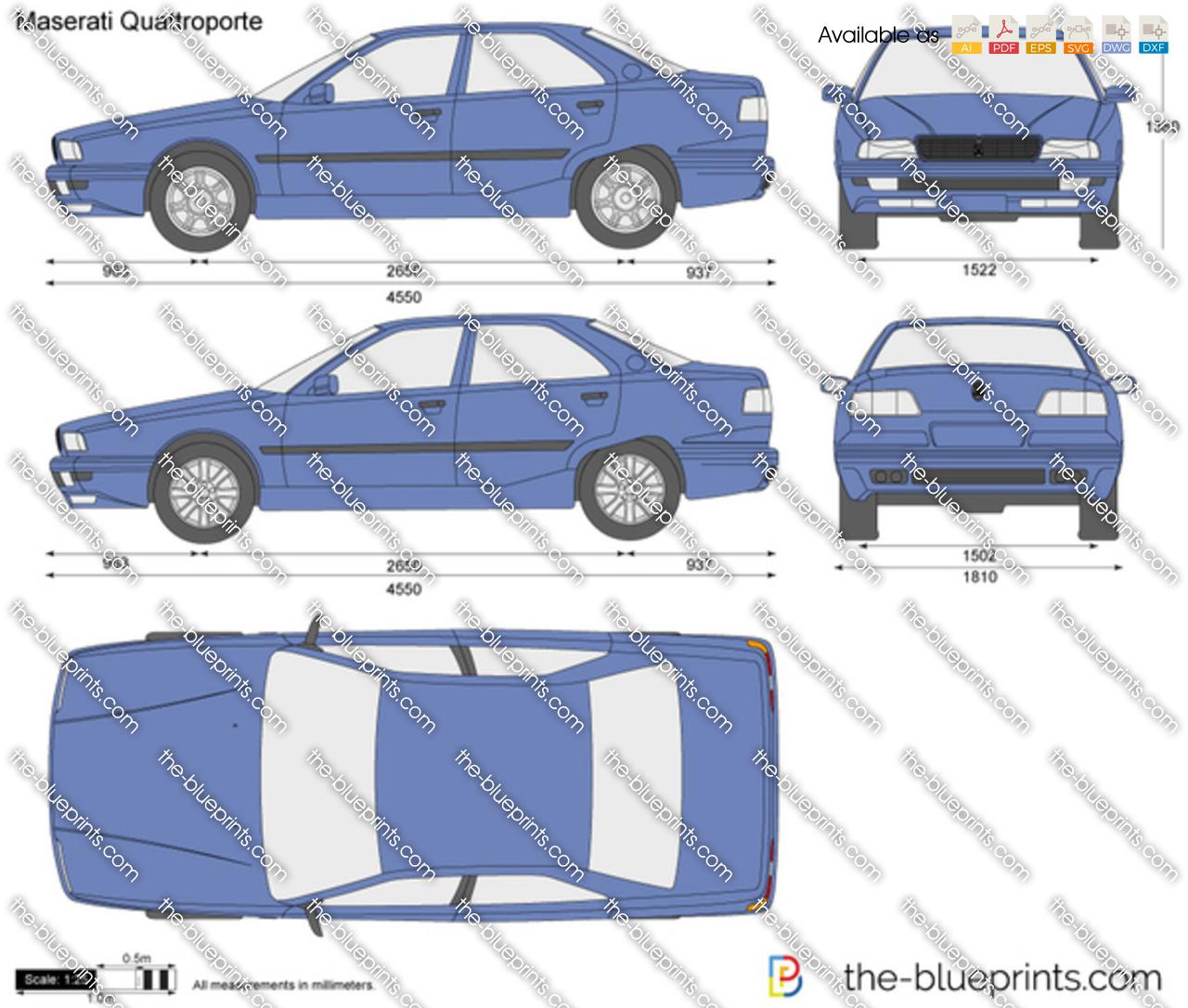 Maserati Quattroporte 2000