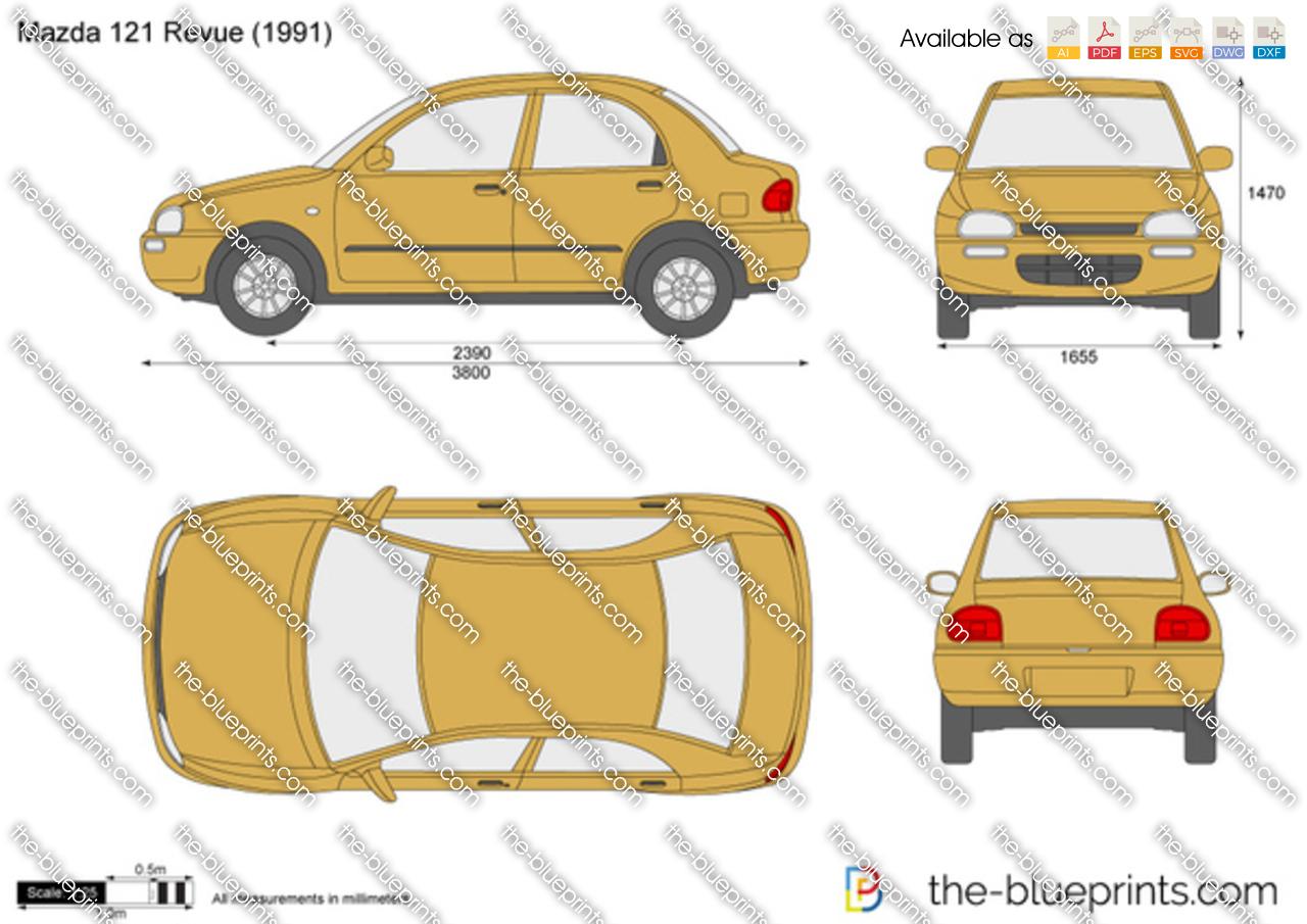Mazda 121 Revue