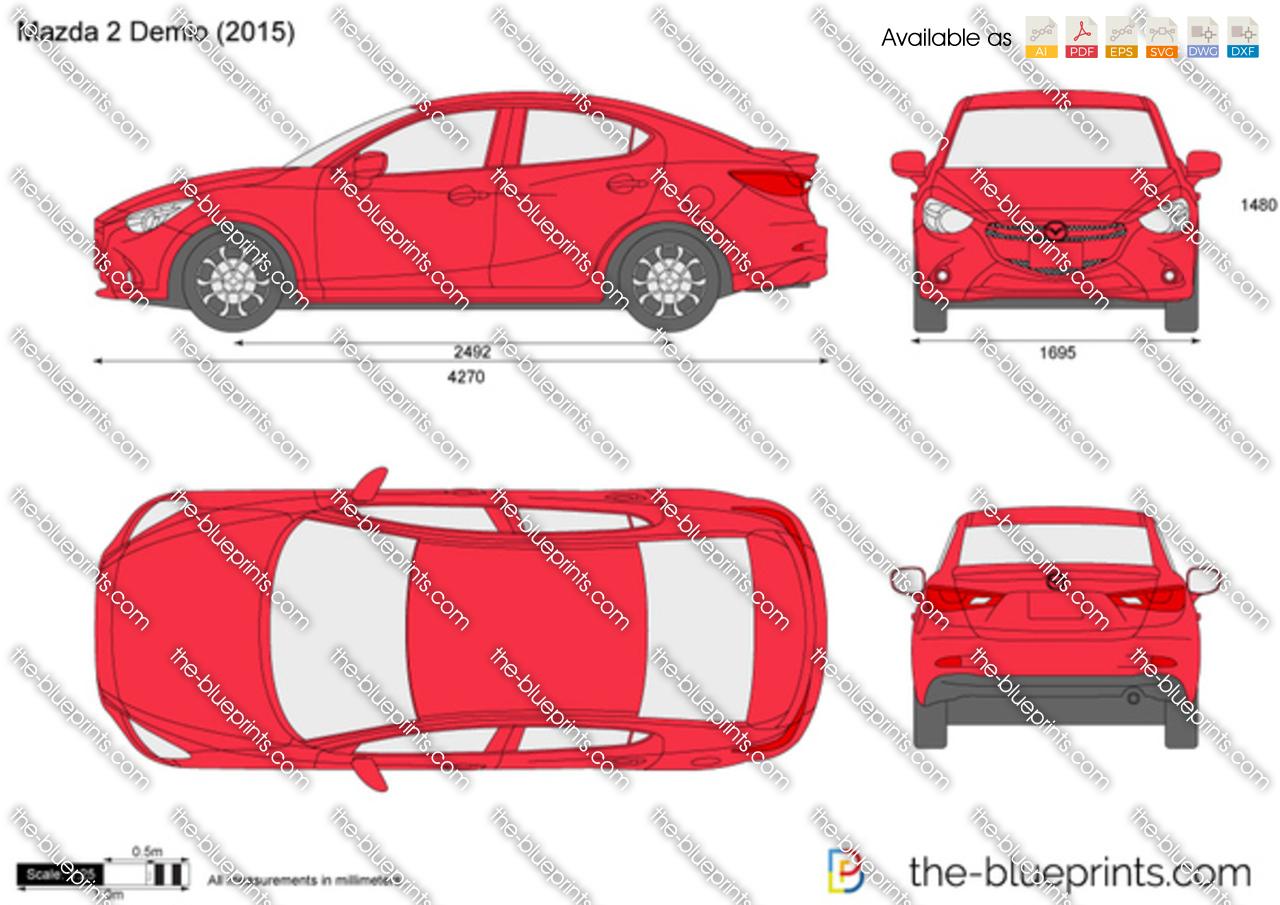 Mazda 2 Demio 2016