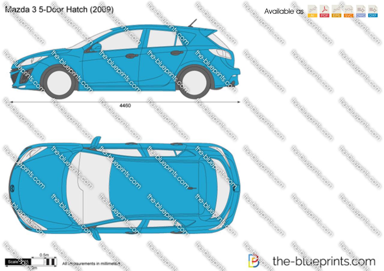 Mazda 3 5-Door Hatch 2011