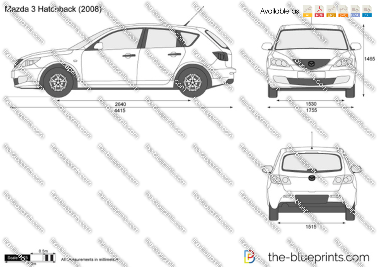 Mazda 3 Hatchback 2005