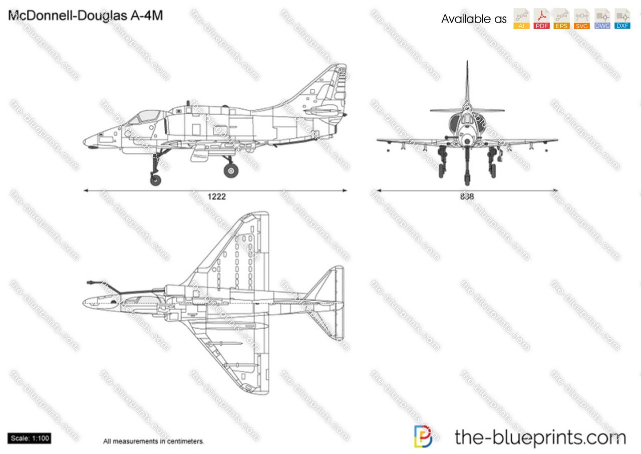 McDonnell Douglas A-4M Skyhawk