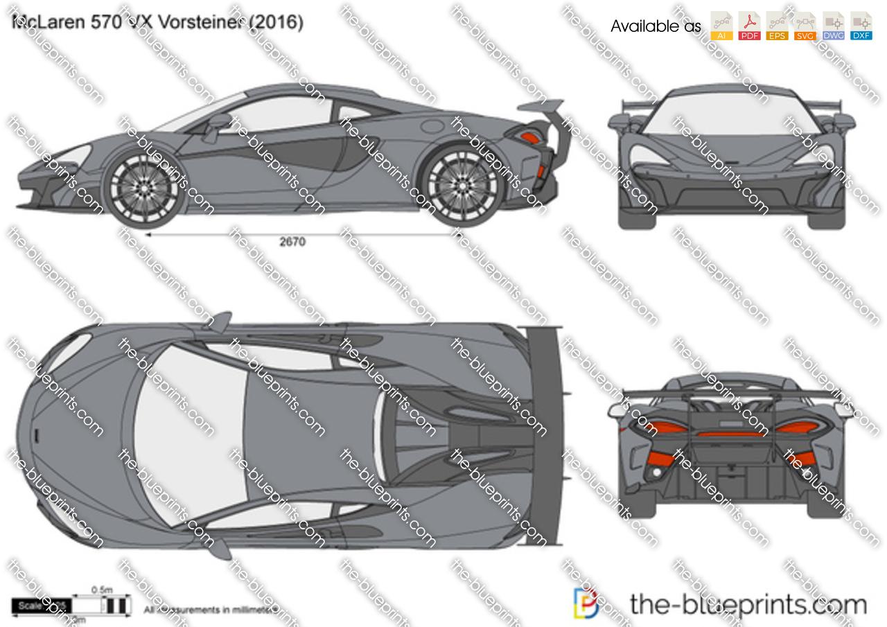 McLaren 570 VX Vorsteiner