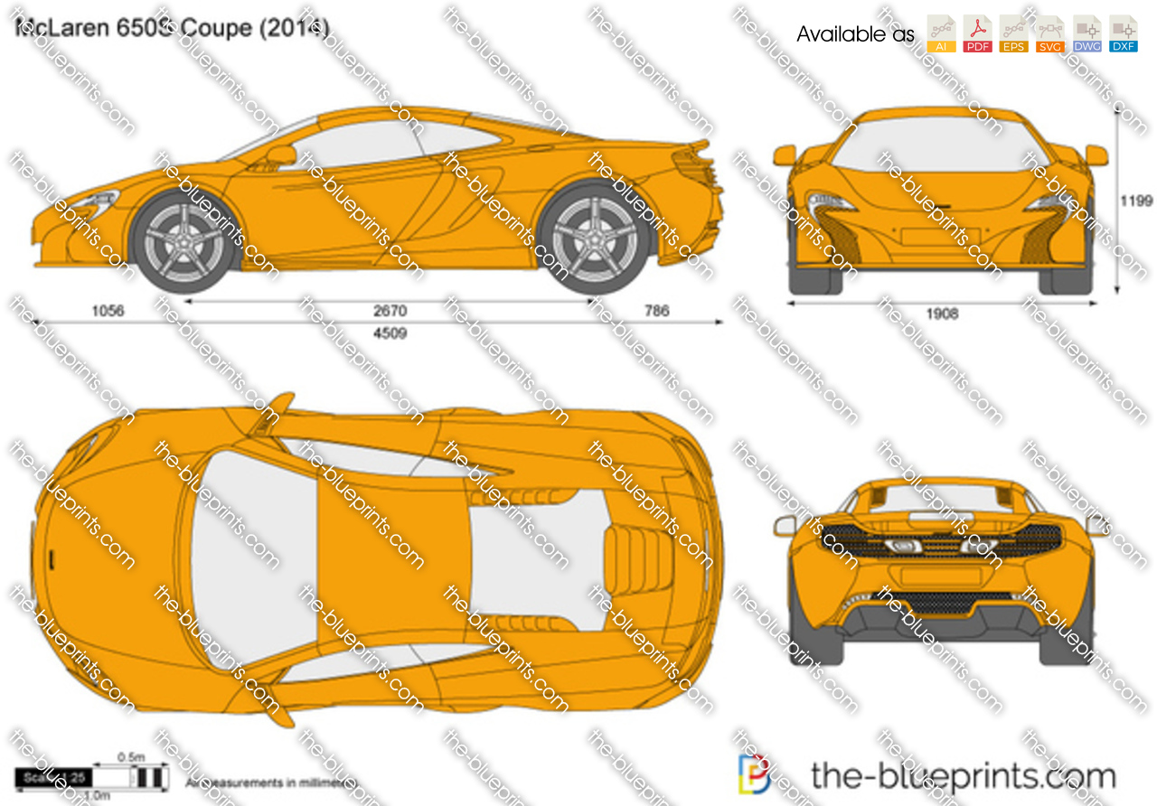 McLaren 650S Coupe 2016