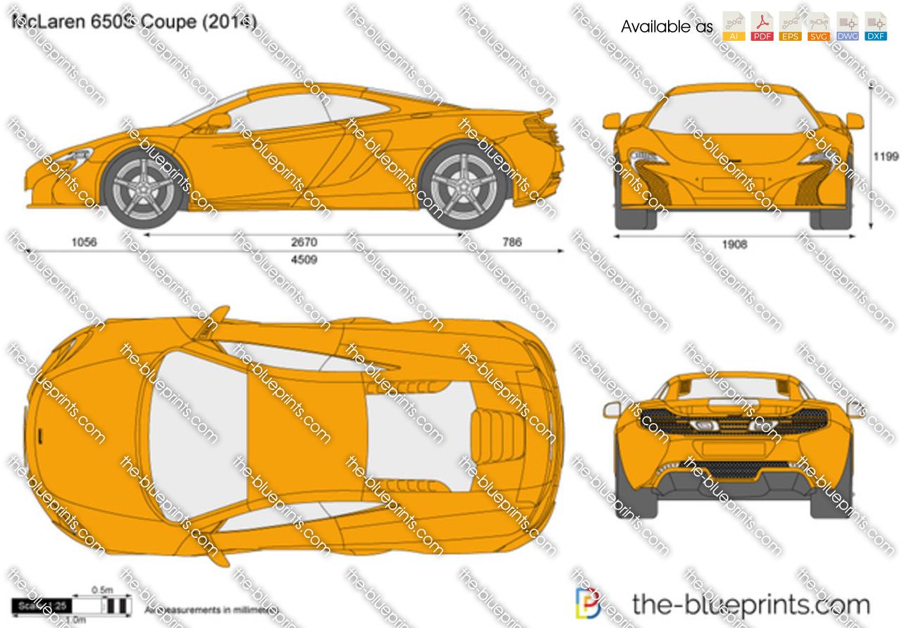McLaren 650S Coupe 2017