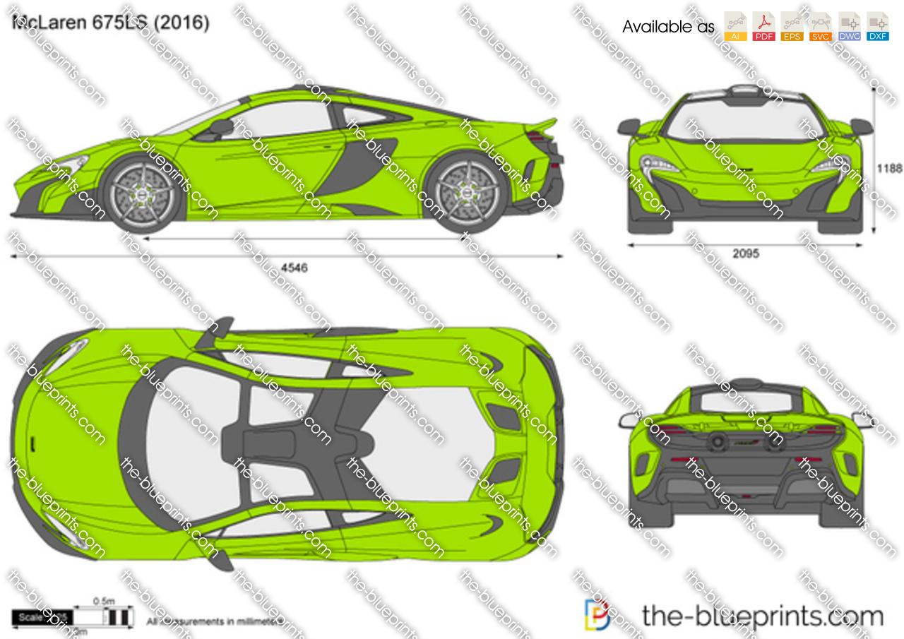 McLaren 675LS