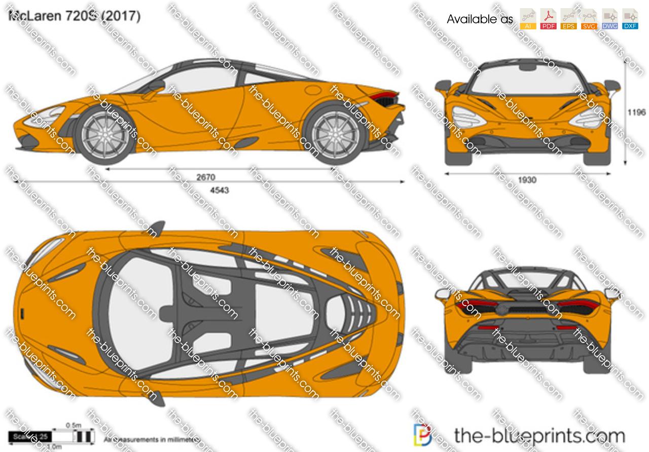 McLaren 720S 2016