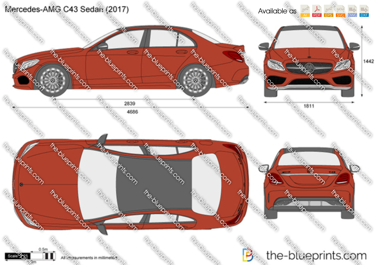 Mercedes-AMG C43 Sedan