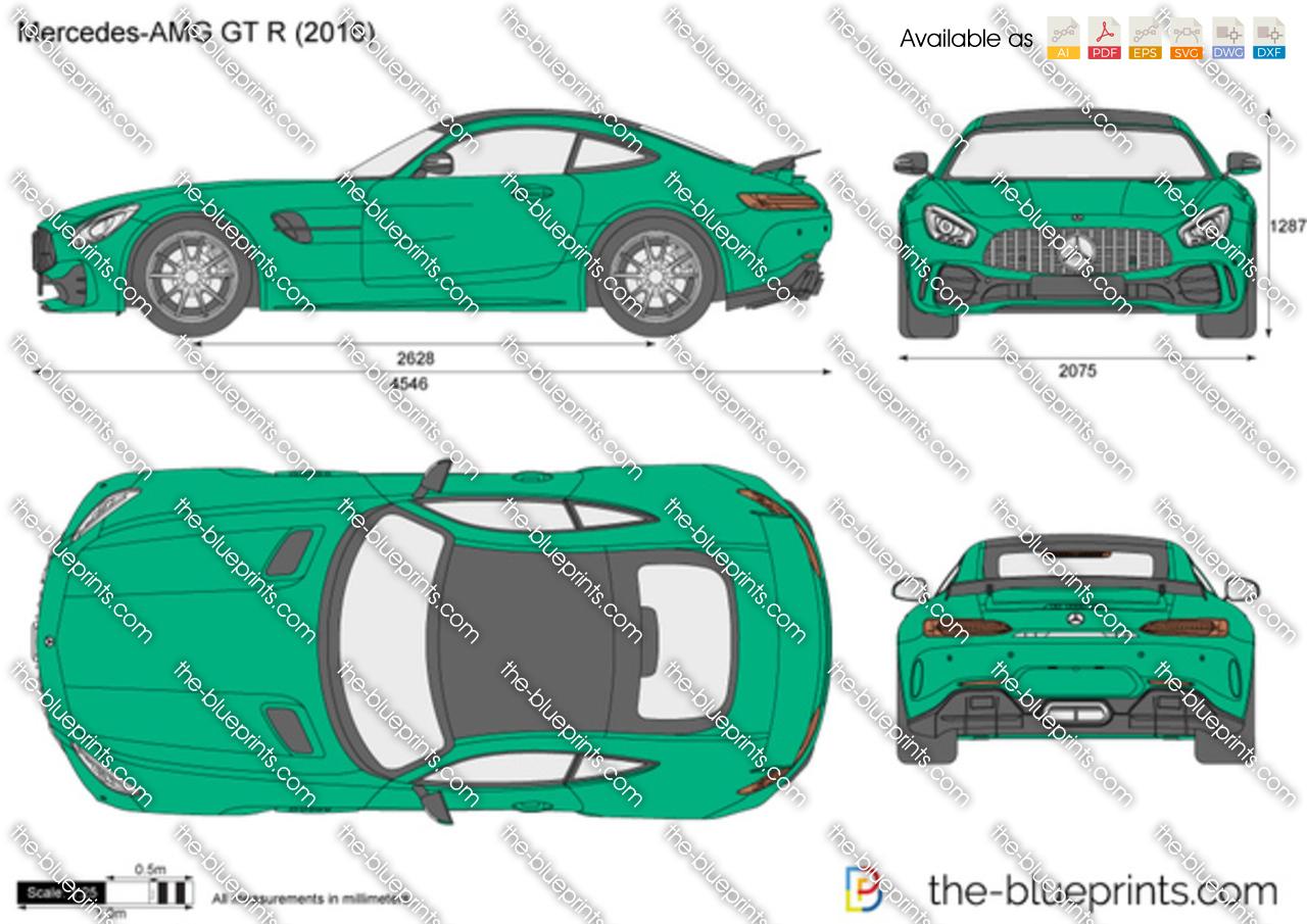 Mercedes-AMG GT R 2019