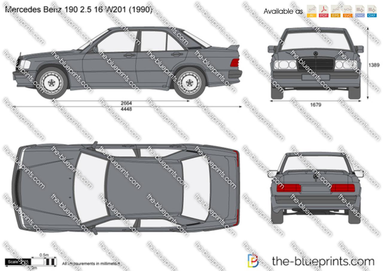 Mercedes-Benz 190 2.5 16 W201