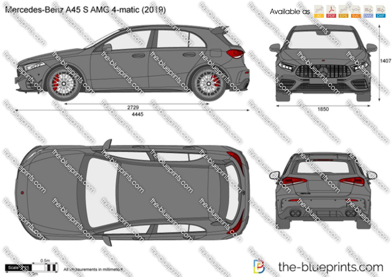Mercedes-Benz A45 S AMG 4-matic