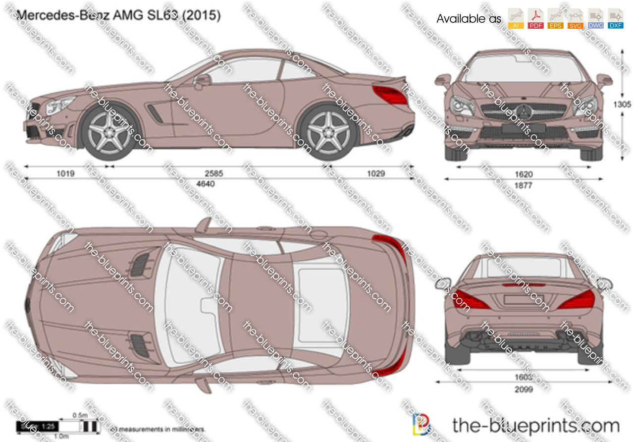 Mercedes-Benz AMG SL63 2016
