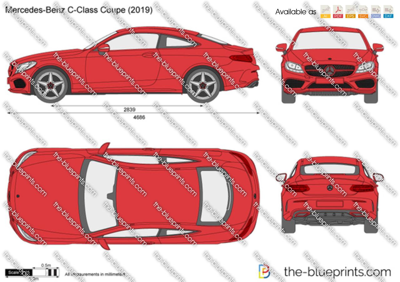 Mercedes-Benz C-Class Coupe C205 2018