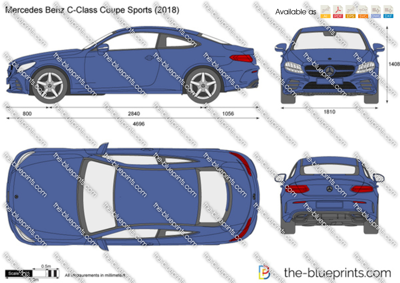 Mercedes-Benz C-Class Coupe Sports