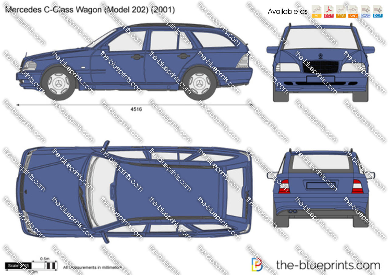 Mercedes-Benz C-Class Wagon W202