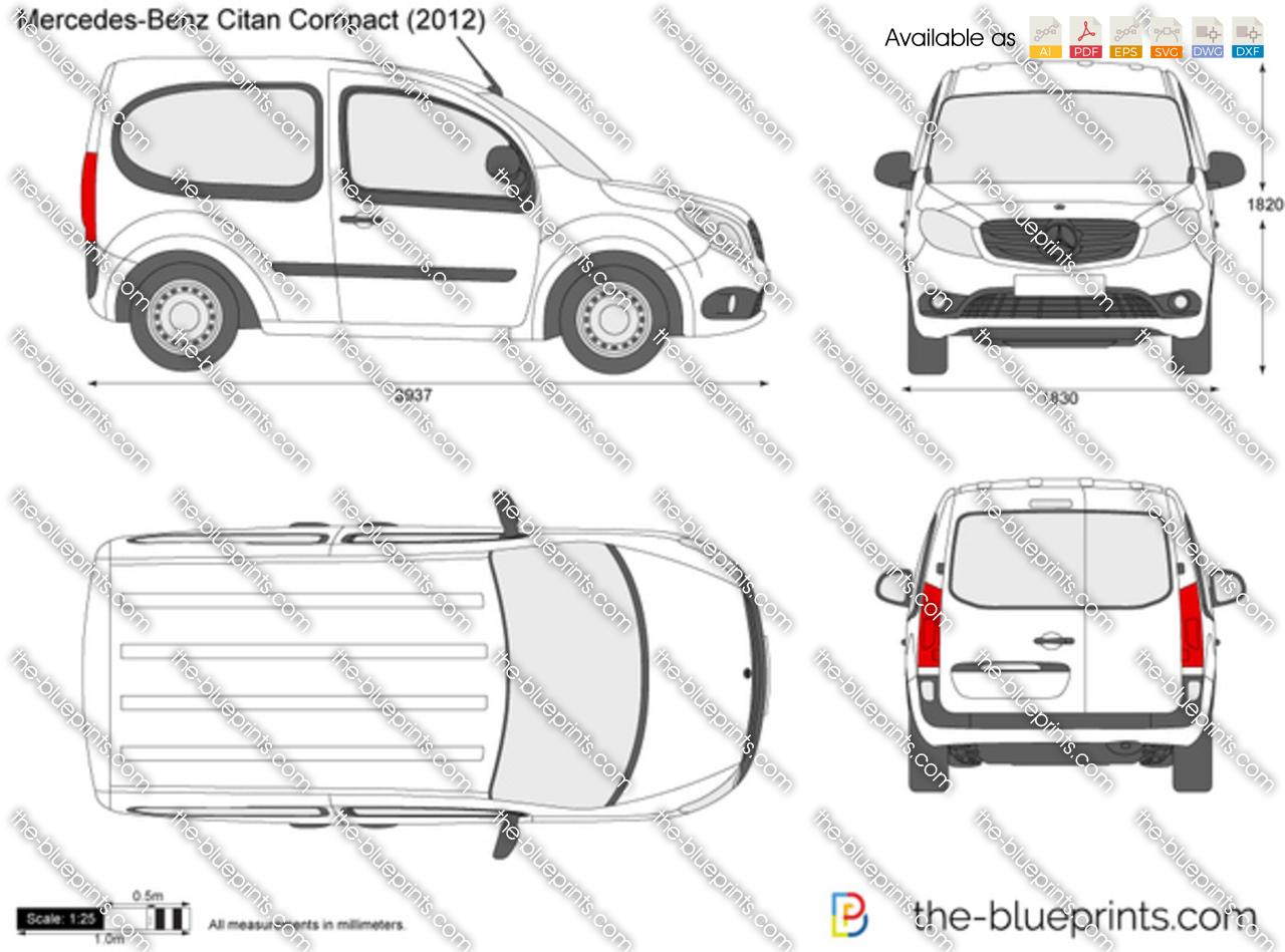 Mercedes-Benz Citan Compact
