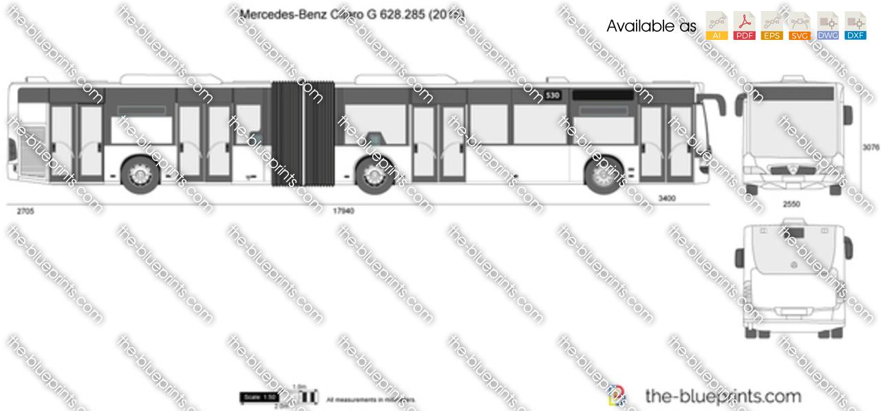 Mercedes-Benz Citaro G 628.285