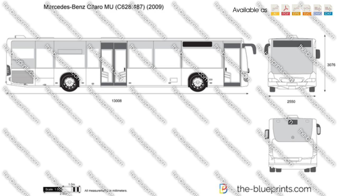 Mercedes-Benz Citaro MU (C628.487) 2013