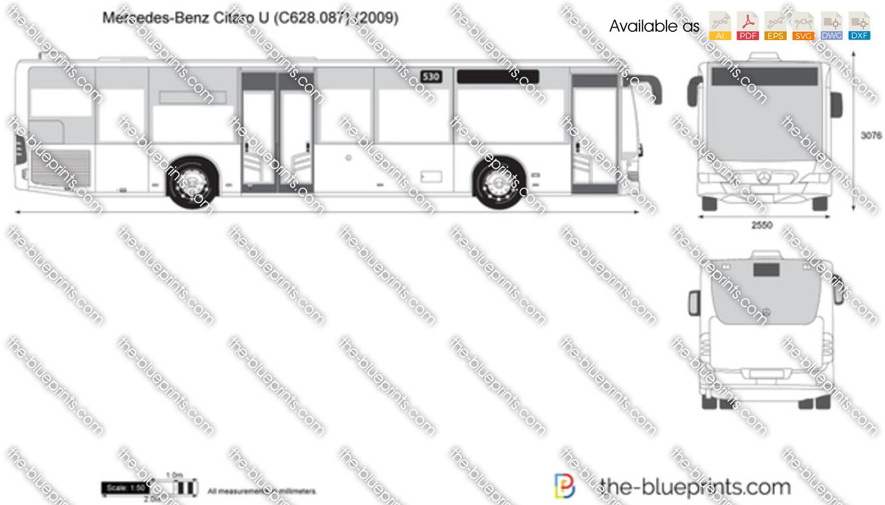 Mercedes-Benz Citaro U (C628.087) 2012