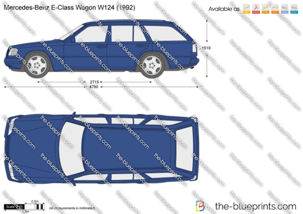 Mercedes-Benz E-Class Wagon W124