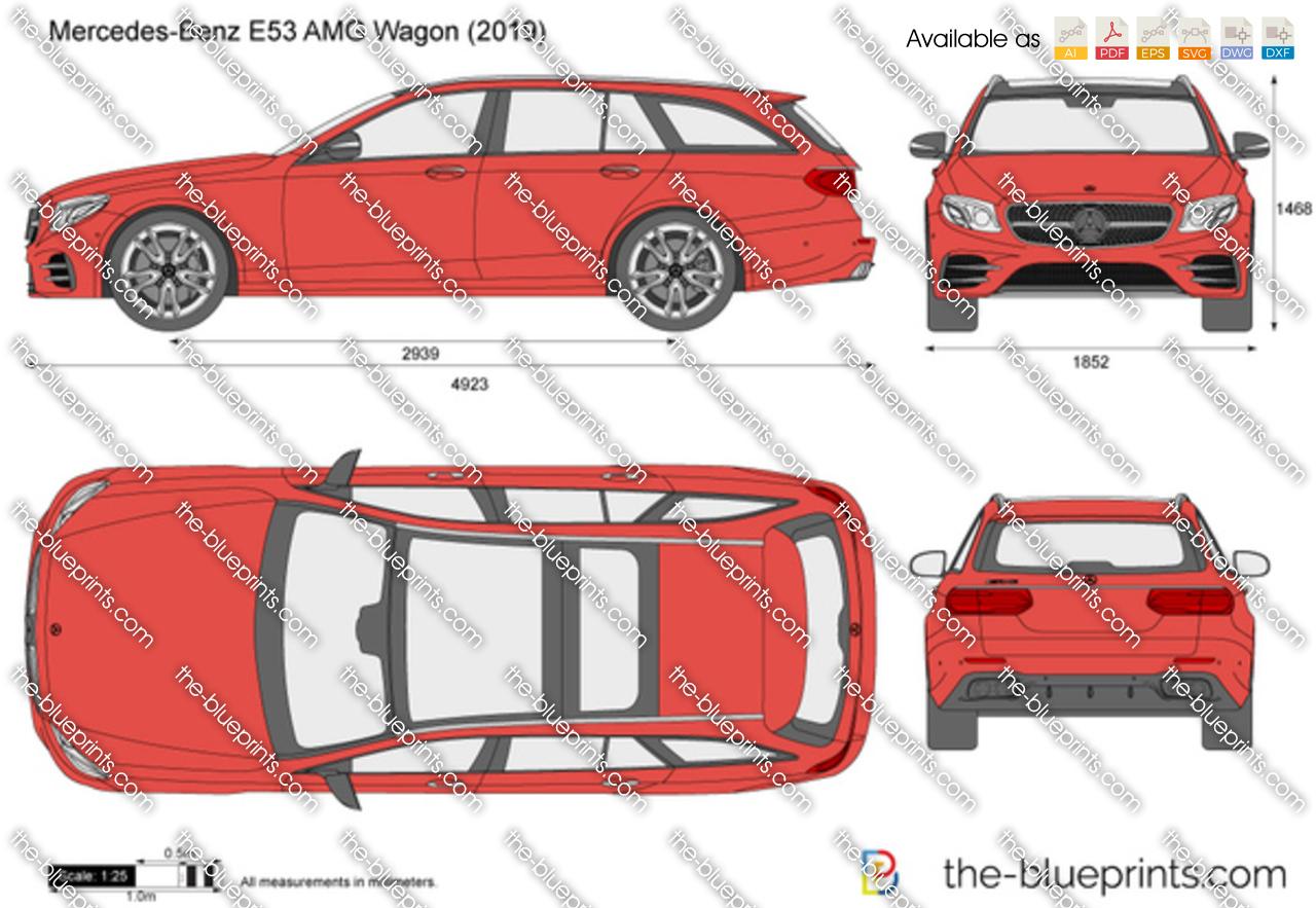 Mercedes-Benz E53 AMG Wagon