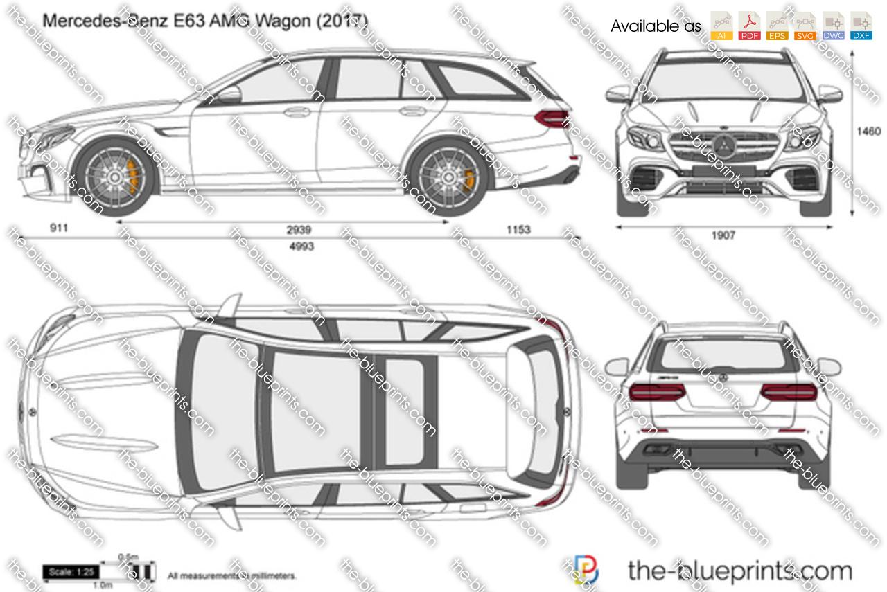 Mercedes-Benz E63 AMG Wagon S213