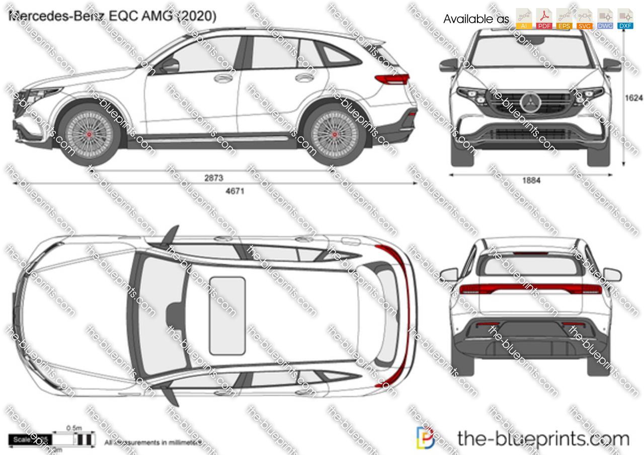 Mercedes-Benz EQC AMG