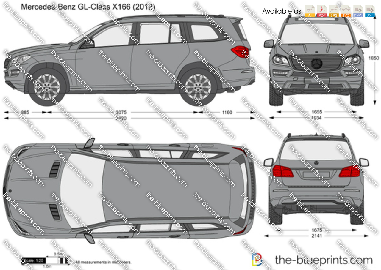 Drawing G Wagon 28 Images Speed Mercedes E3 Bcs 460 Wiring Diagram By Gl Class X166 Vector
