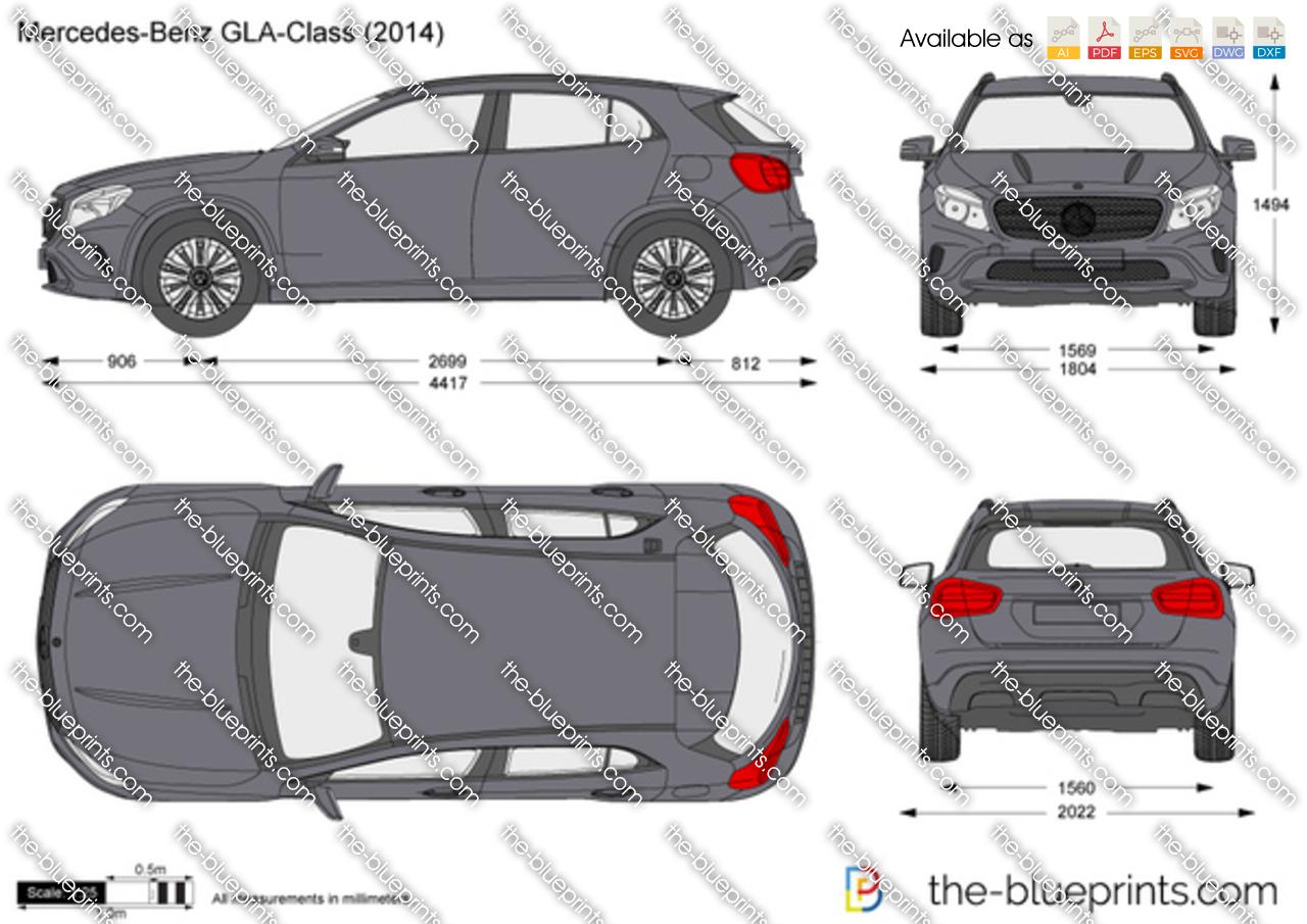 Mercedes-Benz GLA-Class X 156 2018
