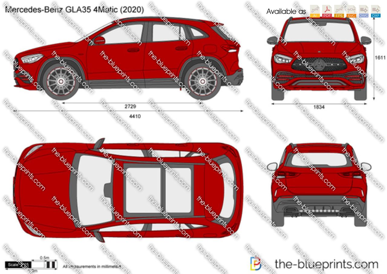 Mercedes-Benz GLA35 4Matic