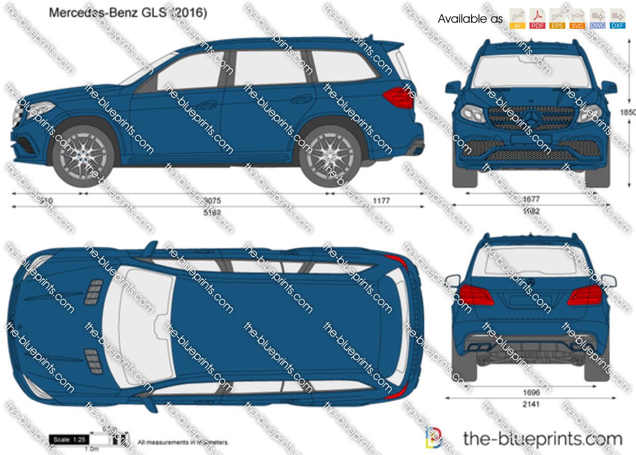 Mercedes-Benz GLS X166