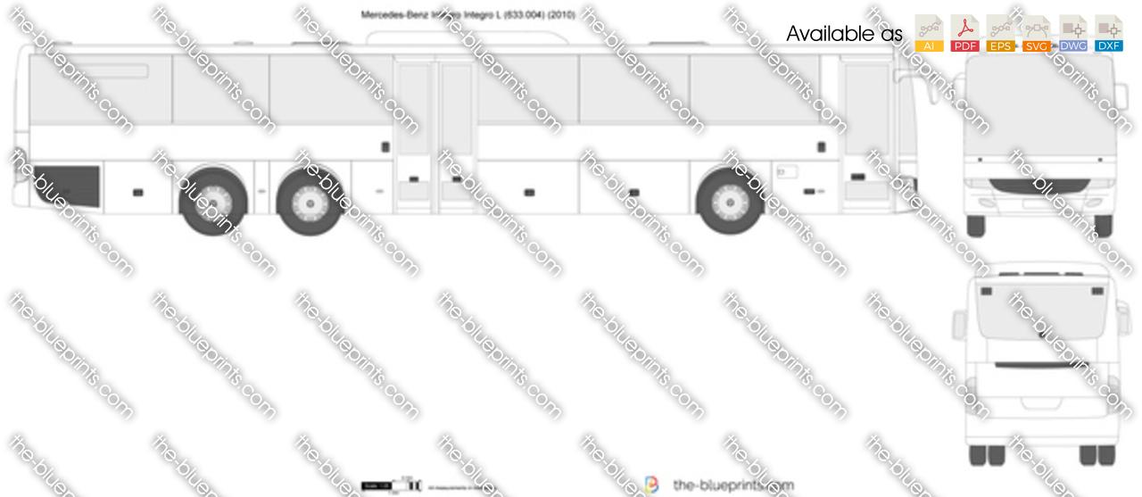 Mercedes-Benz Integro L (633.004)