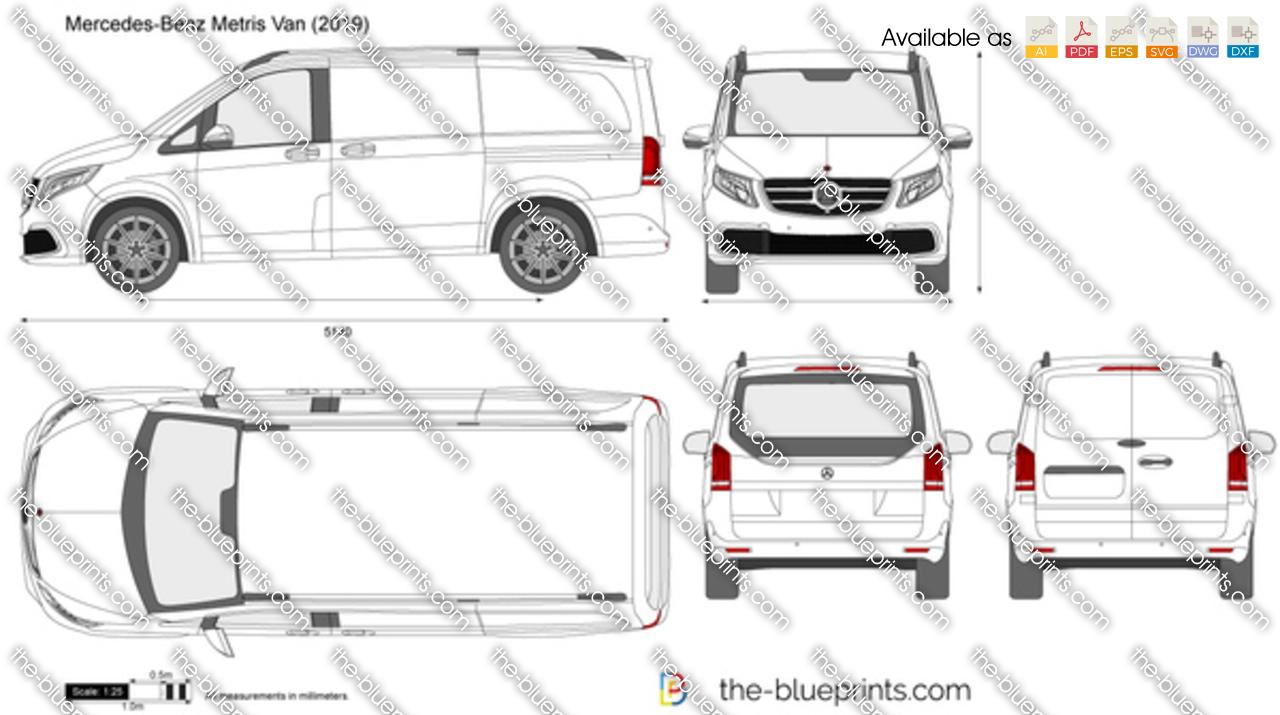 Mercedes-Benz Metris Cargo