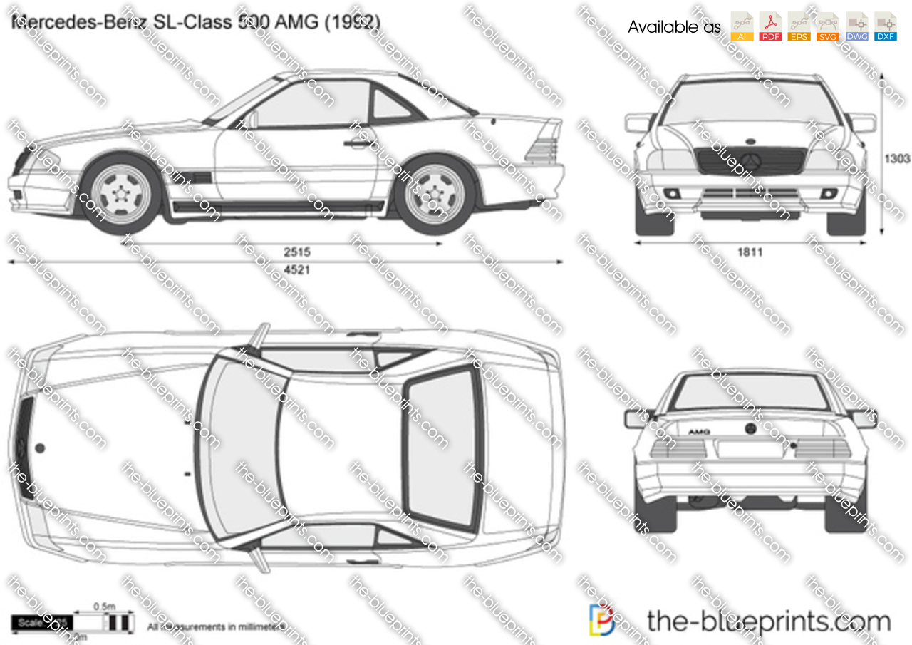 Mercedes-Benz SL-Class 500 AMG R129