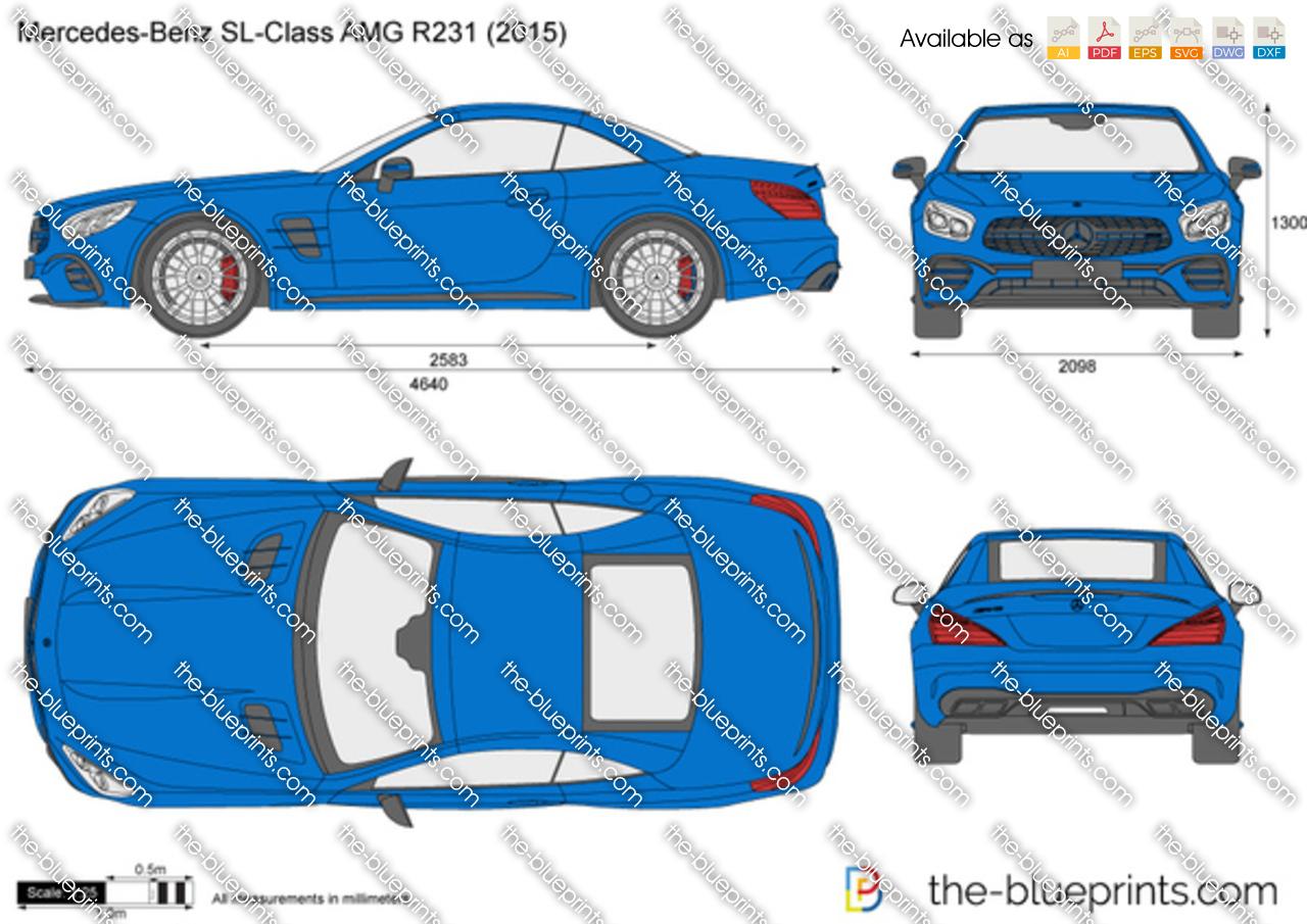 Mercedes-Benz SL63 AMG R231