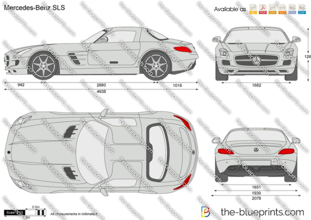 Mercedes-Benz SLS AMG C197 2011