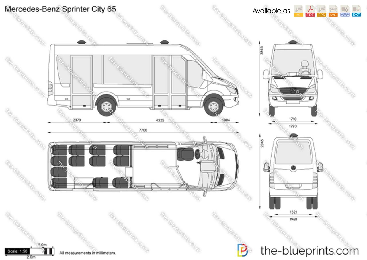 Mercedes-Benz Sprinter City 65