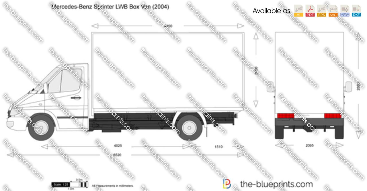 sprinter box truck