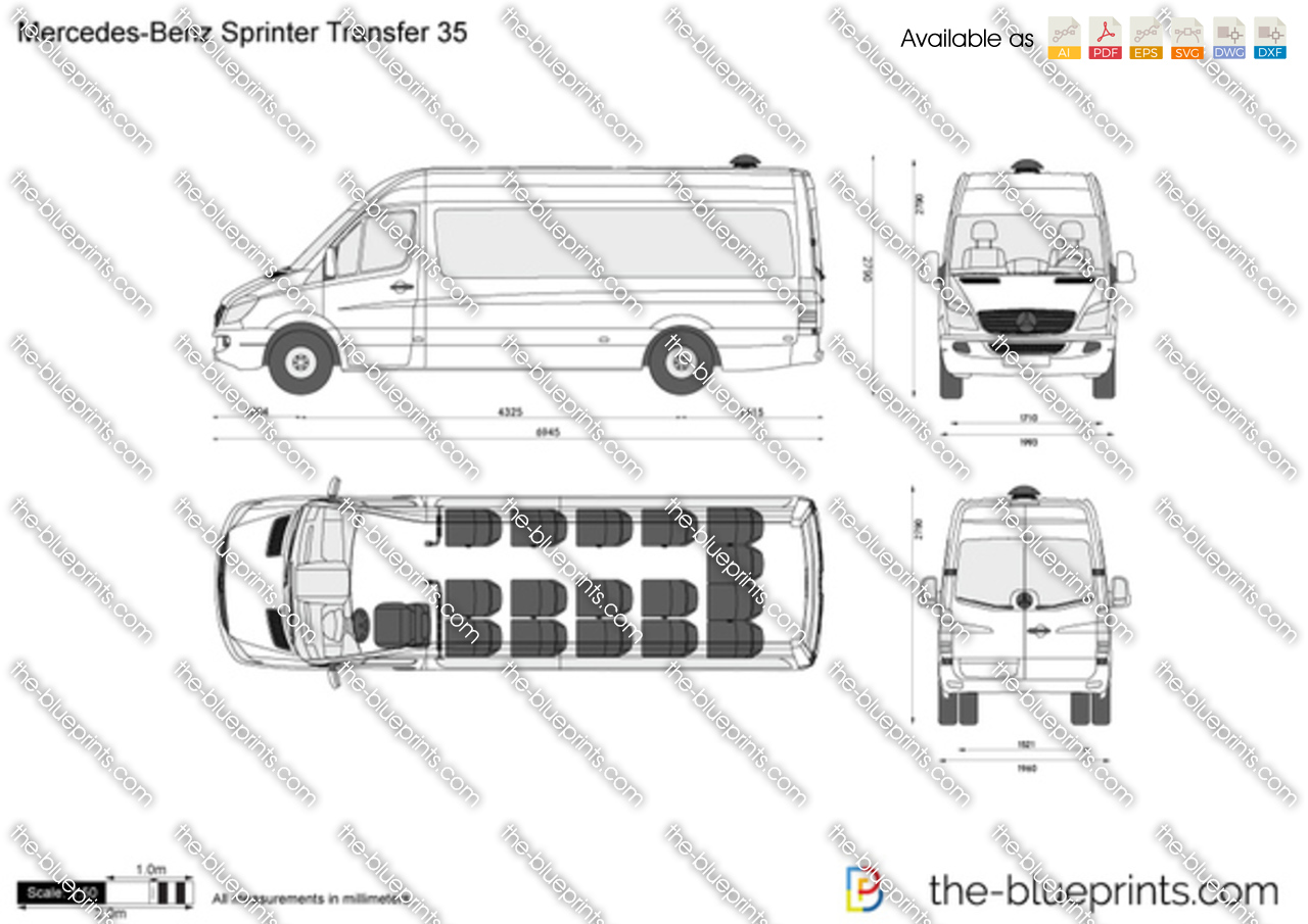 Mercedes-Benz Sprinter Transfer 35